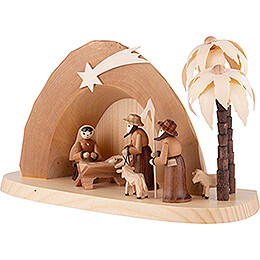 Nativity Set - Grotto - 15 cm / 6 inch