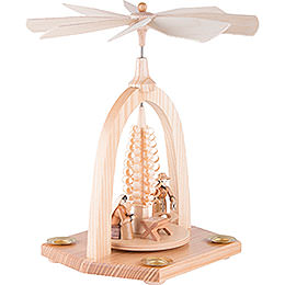 1-Tier Pyramid - Crib - 23 cm / 9 inch