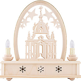 Seidel Arch Church of Dresden - 25 cm / 10 inch