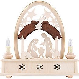 Seidel Arch Nativity Scene - 25 cm / 10 inch