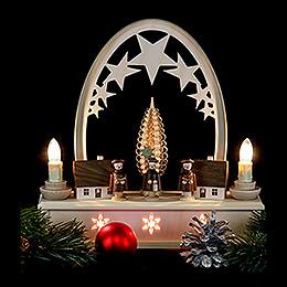 Seidel Arch Carol Singers - 25 cm / 10 inch