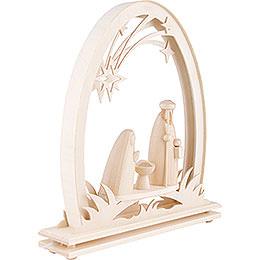 Seidel Arch Nativity - 31x33 cm / 12.2x13 inch