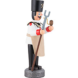 Smoker - Smelting Works Man - 22 cm / 8.7 inch