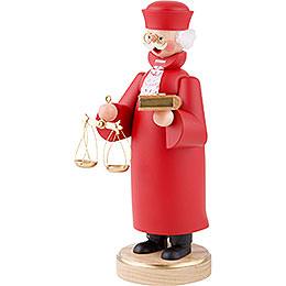 Räuchermännchen Richter - Bundesrichter in rot - 22 cm