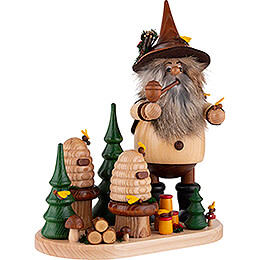 Smoker - Forest Gnome on Board - Beekeeper - 26 cm / 10.2 inch