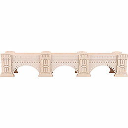 Illuminated Stand Augustus Bridge - 72x13x11,5 cm / 2 inch