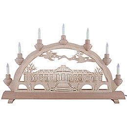 3D Double Arch - Sanssouci Palace - 50x32 cm / 20x12.6 inch