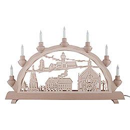3D Double Arch - Nuremberg - 50x32 cm / 20x12.6 inch