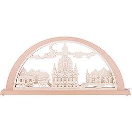 Stadtlicht Dresden - 69x32 cm