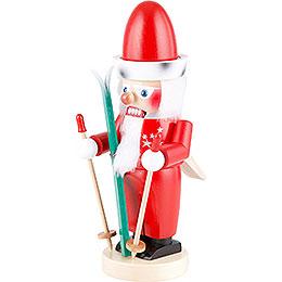 Nutcracker - Chubby Skiing Santa - 32 cm / 12.6 inch