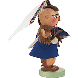 Nutcracker - Chubby Indian - 28 cm / 11 inch