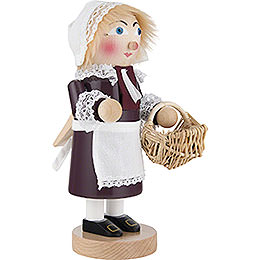 Nussknacker Chubby Pilgrim Lady - 27,5 cm