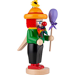Nussknacker Chubby Clown Ferdinand - 32 cm
