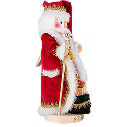 Nutcracker - Cozy Santa with Music - 49 cm / 19.3 inch