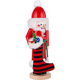 Nutcracker - Santa filling Socks - 42 cm / 16.5 inch
