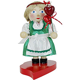 Nutcracker - Valentine Couple - 30,5 cm / 12 inch