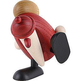 Santa Claus Sitting / Dancing - 9 cm / 3.5 inch
