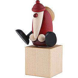 Santa Claus Red Wine Bottle Stopper