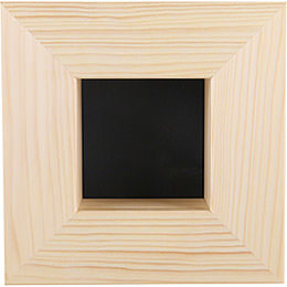 Wall Frame Natural - 23x23x8 cm / 9.1x9.1x3.2 inch