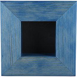 Wall Frame Blue - 23x23x8 cm / 9.1x9.1x3.2 inch