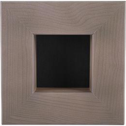 Wall Frame Grey - 23x23x8 cm / 9.1x9.1x3.2 inch
