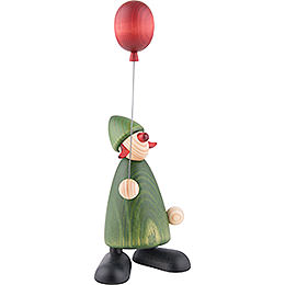 Well-Wisher Lina with Balloon - 17 cm / 6.7 inch