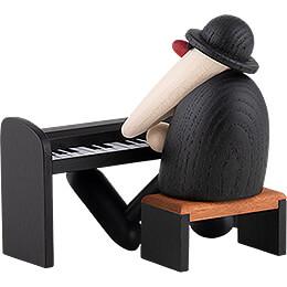 Herr Schröder at the Piano - 9 cm / 3.5 inch