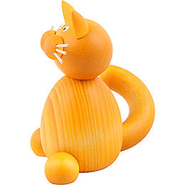 Cat Emmi Sitting - 7 cm / 2.8 inch