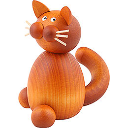 Cat Charlie Sitting - 7 cm / 2.8 inch
