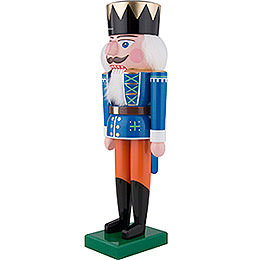 Nutcracker - King Blue - 36 cm / 14 inch
