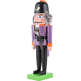 Nutcracker - Fireman Purple - 36 cm / 14.2 inch
