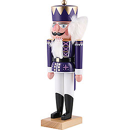 Nutcracker - King Purple - 36 cm / 14 inch