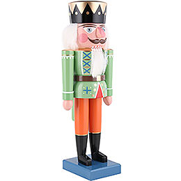Nutcracker - King Green - 36 cm / 14 inch