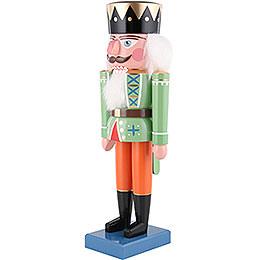 Nutcracker - King Green - 36 cm / 14 inch