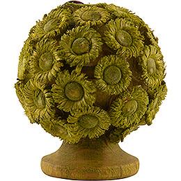 Kugelbäumchen mit Marienkäfer - 2,7 cm