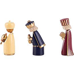 Three Wise Men - 5 cm / 2 inch
