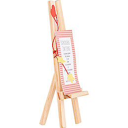 Easel with Recipe - 6,5 cm / 2.6 inch
