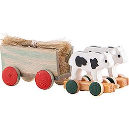 Ox Cart - 2 cm / 0.8 inch
