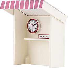 Flax Haired Children Stall for Clockmaker - 8 cm / 3.1 inch