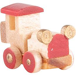 Oldtimer Car Red - 1,3 cm / 0.5 inch