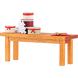Chip Box Makers' Table - Edition Flade & Friends - 4 cm / 1.6 inch