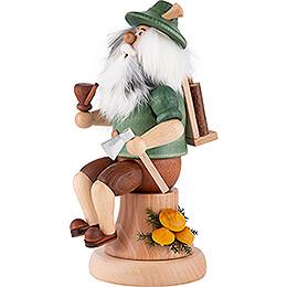 Räuchermännchen Holzfäller - 20 cm