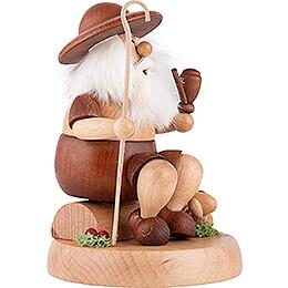 Räuchermännchen Wichtel Schäfer - 16 cm