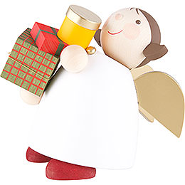Guardian Angel with Gifts - 16 cm / 6.3 inch