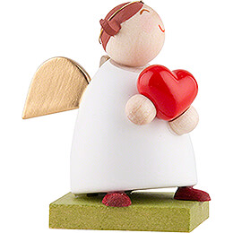 Guardian Angel with Heart - 3,5 cm / 1.3 inch