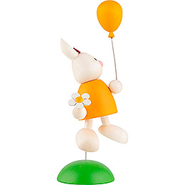Emma with Balloon - 9 cm / 3.5 inch