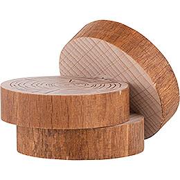 Holzstapel - 3 cm