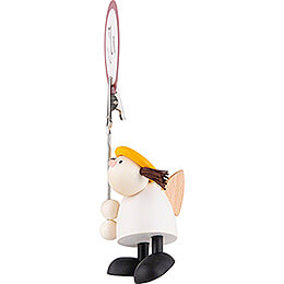 Lotte with Sign Holder - 7 cm / 2.8 inch