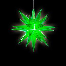 Herrnhuter LED-Sternenkette A1s grün Kunststoff - 14 m