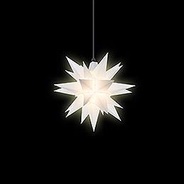 Herrnhuter Stern A4 opal Kunststoff - 40 cm